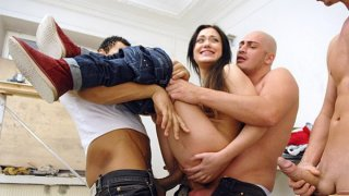 A group of builders Hard Fucked_Woman image
