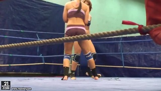 Image: Bellina and Rihanna Samuel_in hot catfight