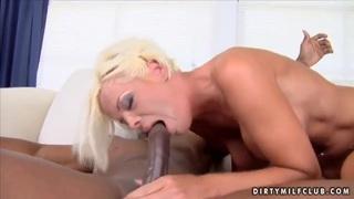 Jordan Blue has sex with hot black fellow image