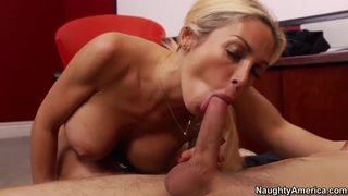 Danny Wylde tries to use his dick for passing exams with_great blonde_teacher Evita Pozzi image