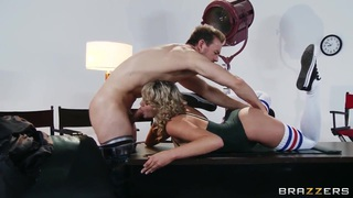 Wonderful wild sex in the office with Erik Everhard and Mia Malkova image