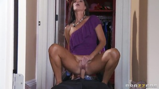 India Summer spends her day with Johnny Sins image
