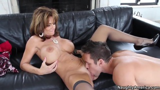 Lucky_Johnny_Castle_found_his_ftiend's_mom_Deauxma_alone_and_really_horny image