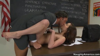 Reagan Ross is pounded nicely by Rocco Reed image
