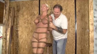 Image: Hogtied And Suspended_Live