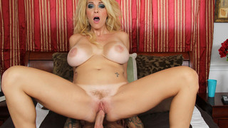 Charlee Chase & Alan Stafford in My Friends Hot Mom image