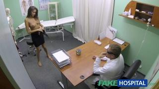 FakeHospital Hot girl with big tits image
