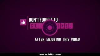 BFFS - Celebrating Graduation With Lesbian Threesome image