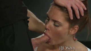 BDSM XXX Suspended subs are here to please their master image