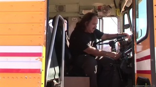 Image: Gigi Rivera Gets Fucked on the Bus