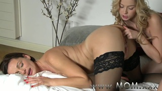 MOM_Lesbian_MILF_makes_love_to_her_girlfriend image