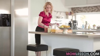Gina's hot stepmother walks in on their moment of passion image