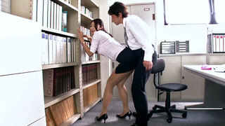 Getting Naughty In The Office image