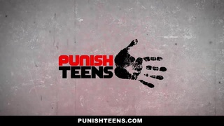 PunishTeens - Latina_ThroatFucked For Revenge image