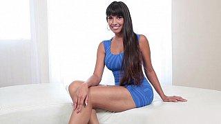 Image: Tall long legged girl Paola