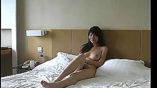 Asian Honeymoon Homemade Sex Tape image