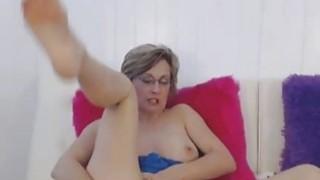 Big Tit MILF in Lingerie image