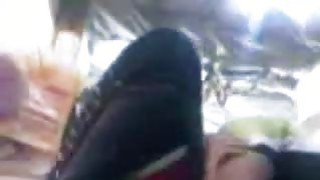 Image: Arab Girl Flashing Her Tits