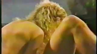 Blonde On The Couch Fucking Classic image