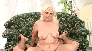 Lusty Grandmas Hard and Anal Sex Compilation image
