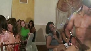 Crazy Babes Blowjobs Strippers at Party image