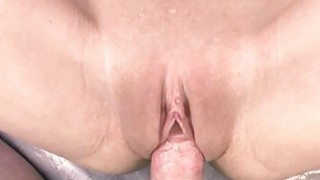 Horny MILFs Jen and Penelope Sky take dick in a th image