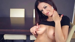Busty Mom Craves her Sex Toys image