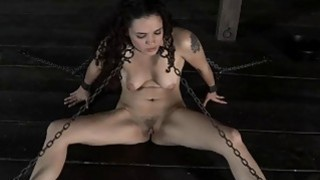 Sexy toy torturing_for hot beauty image