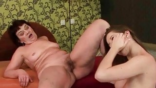 Grannies and Teens Wet Cunts Licking_Compilation image