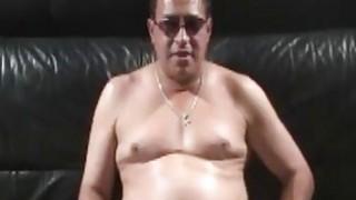 Big tit Femdom Banging older guy image