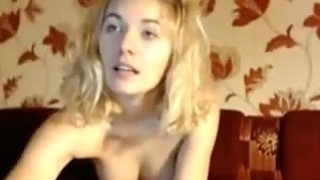 Image: Blonde with Big_Tits Webcam SHow