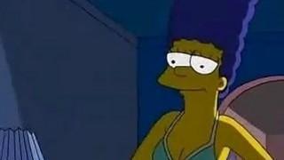 Simpsons Porn Sex_Night image