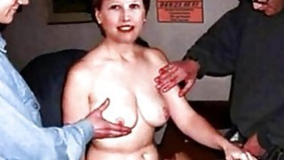 Image: Porn video of Ms Francoise Moreau groped wife tits