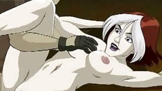 XMen Porn_ Rogue fantasy image