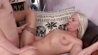Image: Naughty Blonde Grannies Sex Compilation