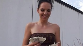 Image: Chick couldnt resist fellows sex offer for money