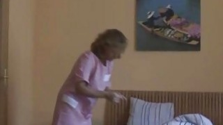 Mature maid fucked_in the hotel room image