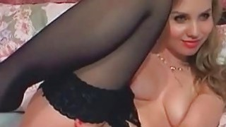 Tight Pink Pussy Babe Orgasms image