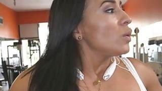 Becca Diamond got her creamy pussy banged hardcore image