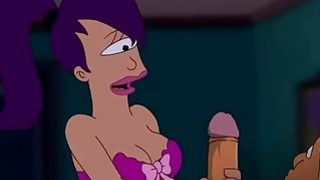 Futurama Porn  Zapp pole for Turanga girl image