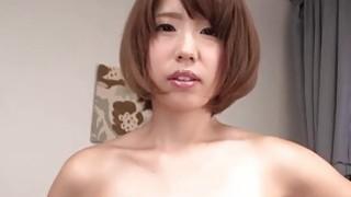 JAPAN HD Japanese Teen cums and makes cum image