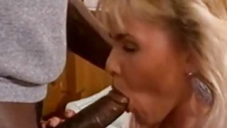 Image: Lauryl Canyon  Blonde Babe_Interracial Office Sex