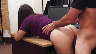 Lesbian couple try to steal and drilled image