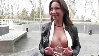 Image: Czech slut picked up on the street and fucked