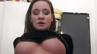 Image: Big and firm boobs exposed in public