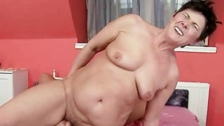 Teens and Grannies Hot Pussy Lick Compilation image