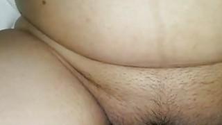 Horny BBW Closeup Assfucking image