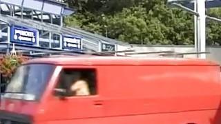pickup stepmom for backseat anal sex image