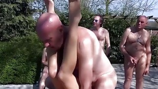 aries knightly farting Mobile clip: 6 crazy old farts bangs young girl in her own yard image