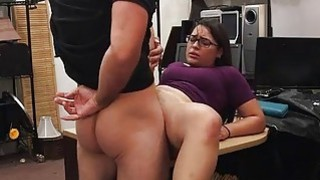 Two amateurs try to steal and get fucked image